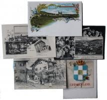 historical postcards