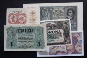 BN Weltbanknoten