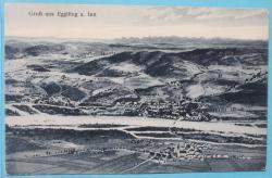 Ansichtskarte Egglfing a. Inn, um 1920