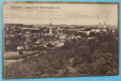 Freising. Ansicht von Weihenstephan.