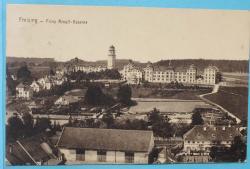 Ansichtskarte Freising. Prinz Arnulf Kaserne.