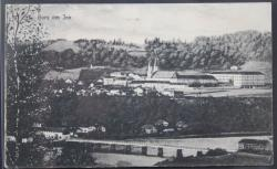 Ansichtskarte Gars am Inn, 1926