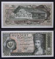 100 schilling 2.1.1969 , 2.auflage
