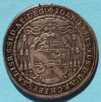Salzburg, Johann Ernst, Halbtaler 1705