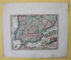 Regni Hispaniae Delineato