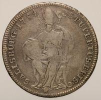 Salzburg, Sigismund Schrattenbach, 1753-1771: 17 kreuzer 1754