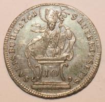 Schrattenbach: 10 Kreuzer 1761
