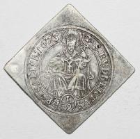 Salzburg, Max Gandolph,1/9 Talerklippe 1673