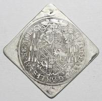 SALZBURG, Guidobald Thun, 1654-1668 Sechstelklippe 1666