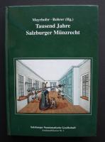 1000 Jahre Salzburger Münzrecht