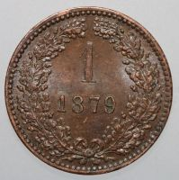 Franz Josef, Kreuzer 1879