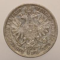 Franz Josef, 1 Gulden 1892
