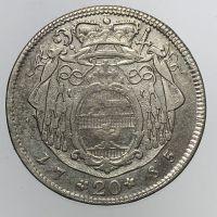 MÜNZEN MACHO : Salzburg, Colloredo:  20 kreuzer 1785