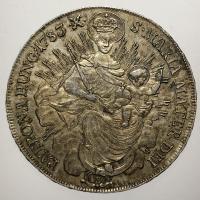 Josef 2., Taler 1783 B Madonna