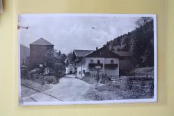 Passhöhe Hallthurm