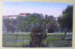 MÜNZEN MACHO ansichtskarte : Freising - Weihenstephan