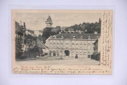 Graz, Gruß aus, Carmeliterplatz