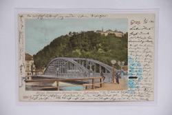 Graz, Kaiser Ferdinands Kettenbrücke