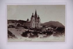 Mariazell, Correspondenz-Karte