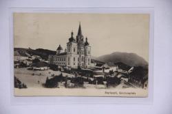 Mariazell, Kirchenplatz