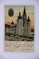 Maria-Zell Wallfahrtskirche und Gnadenbild