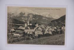 Mariazell mit Ötscher