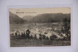 Mariazell vom Kalvarienberg