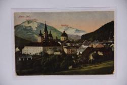 Mariazell Gemeinde Alpe Oetscher