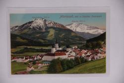 Mariazell Gemeindealpe und Oetscher