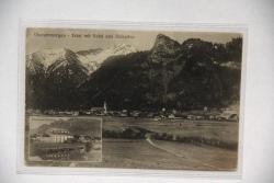 Oberammergau - Total mit Kofel und Notspitze