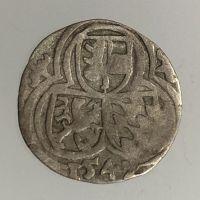 Herzog Ernst von Bayern, 1540-1554, 2 Pfennig 1542