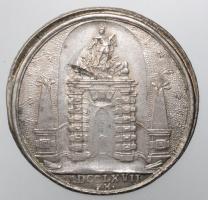 Neutorgulden 1769, ss/vzgl.