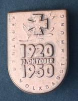 Kärnten Volksabstimmung 1920 - 1950