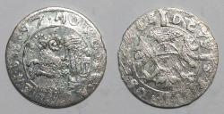 schweiz - schaffhausen groschen 1597