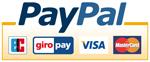 PayPal-Bezahlmethoden-Logo