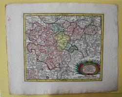 Hertzog- und Fürstenthümer Gotha Coburg und Altenburg
