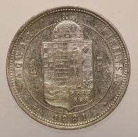 Franz Josef, 1 Gulden 1881 KB