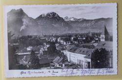 Ansichtskarte Bad Reichenhall / St.Zeno