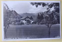 Ansichtskarte Oberaudorf am Inn Riemerschmid-Stift