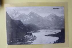 Ansichtskarte Weisshaustal