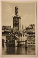 Lindau Bodensee AK 1941