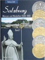 Zöttl, Helmut: Salzburg-Münzen und Medaillen Bd.1